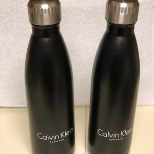 Calvin Klein stainless steel 17oz bottles - 2 pack